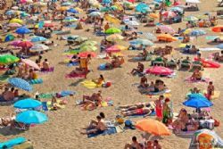 Spain Welcomes 3.1 Million Tourists in January