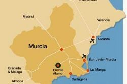 Financial Impact of Corvera Airport on Murcia Questioned