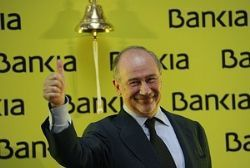 Spain's bailed-out Bankia plans shareholder payout next year