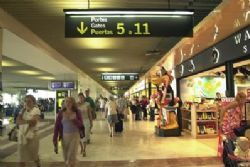 Alicante Airport New Terminal Anniversary Passes Quietly