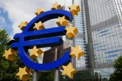 Spain banks' ECB borrowing falls for 19th month in March