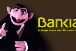 Spain's bailed-out Bankia posts bad debt turnaround