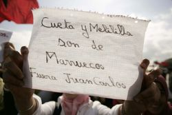 Migrants breach border of Spain's North African enclave