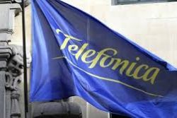 Spain's Telefonica buys Mediaset Espana stake in Canal+
