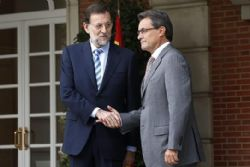 Mas May Be Ready to Delay Catalan Vote If Rajoy Will Talk