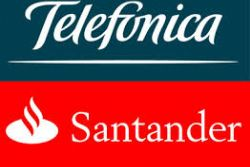 Telefonica and Santander team up to launch online education platform