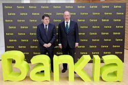 Spain's Bankia sells credit portfolio worth EU335 Mln