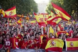 Catalans Prepare to Vote in Defiance of Spain