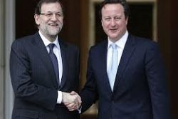 Cameron backs united Spain after symbolic Catalan vote