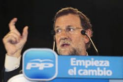 Nov 20th 2011 : Flashback to Rajoy's first address as Spain's new PM