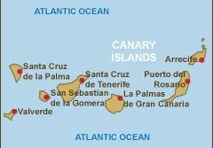 75% of Canary Island residents oppose oil exploration