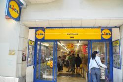Lidl celebrates 20 years in spain with new store