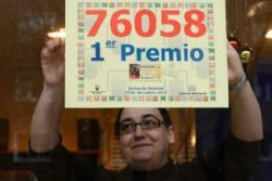 Spain gets ready for El Gordo lottery draw