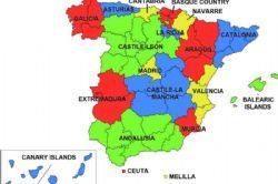 Cheaper Liquidity Shows Central Support for Spain Regions