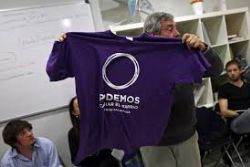 Spain's Podemos leads opinion poll, but may have peaked