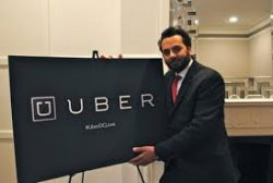 Uber begins food delivery service in Spain