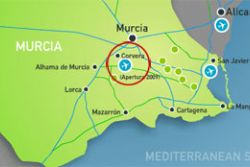 Corvera International Airport Murcia Spain